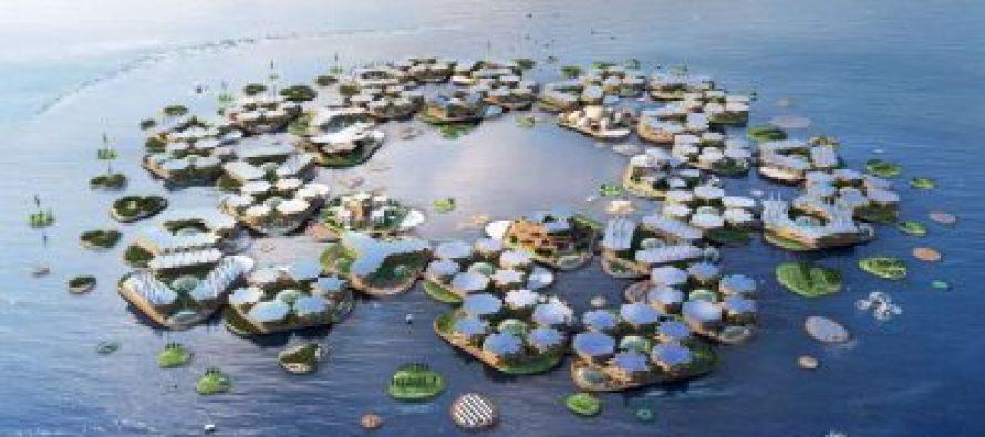 UN otkrile novi projekat plutajućih gradova: Spas posljedica klimatskih promjena?