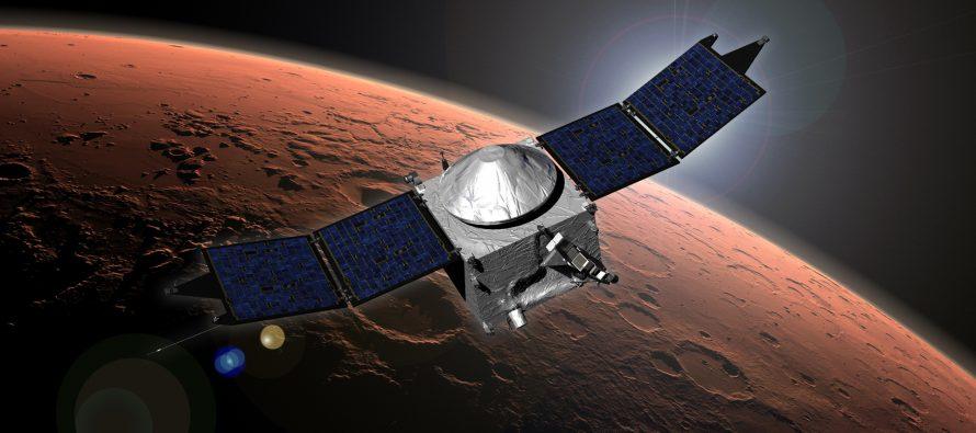 Iznenadno otkriće na Marsu