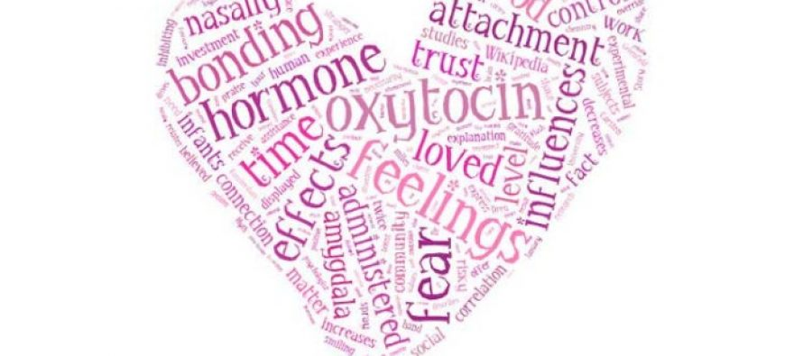 Šta je to ljubavni, odnosno hormon maženja?